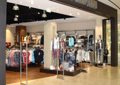 Warensicherung für Textileinzelhandel