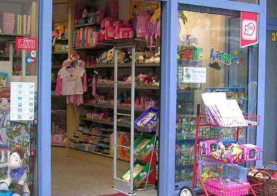 Warensicherung von Doratec in Dinslaken / Spielwaren