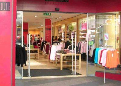 Warensicherung von Doratec in Dortmund / Mode