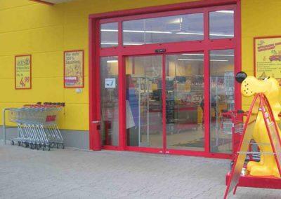 Warensicherung von Doratec in Gelsenkirchen / Zoo-Handel