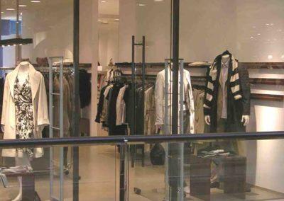 Warensicherung von Doratec für Mode-Boutique in Hamburg