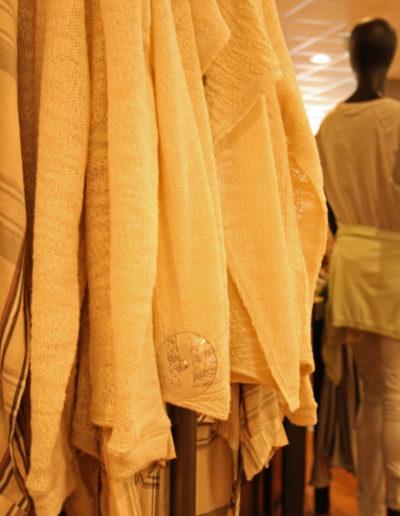 Warensicherungsetikett für Textilien