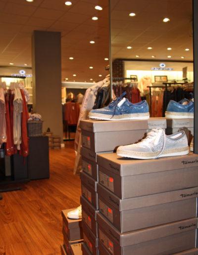 Sicherungsetiketten für Schuhe